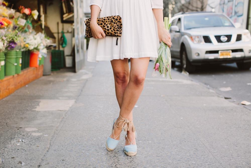 tide washable fashion white lace dress 6