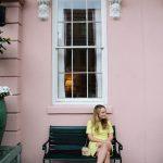 Yellow Dress in Charleston.