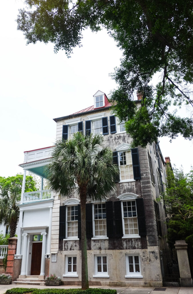 Charleston Travel Guide The Stripe