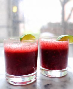 cocktail hour healthy berry margarita3