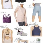 Kelly's Chic Under $100: Activewear.