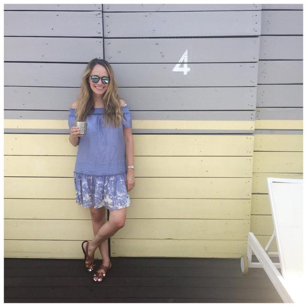 pool day in Charleston  httpliketkit2oEMI liketoknowit liketkit wearinghampden pooldayhellip