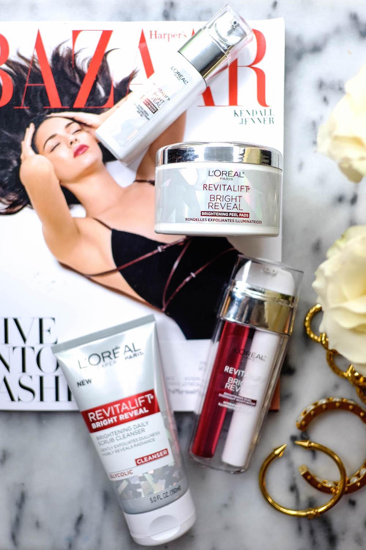 Drugstore Beauty: L'Oreal Paris Revitalift Bright Reveal. - The Stripe
