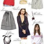 Kelly's Chic Under $100: Stars & Stripes.