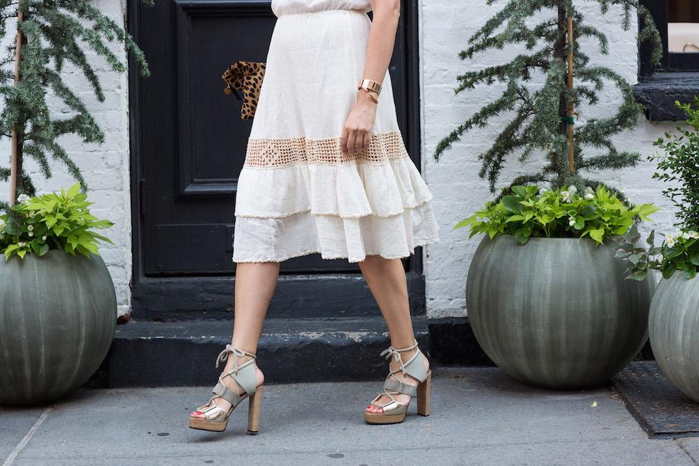 vintage white dress 5