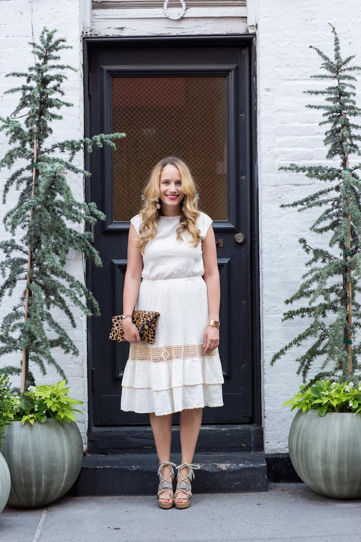 vintage white dress 6