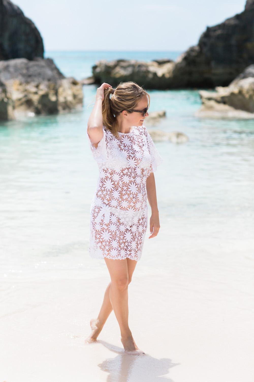Miguelina Lace Dress 1