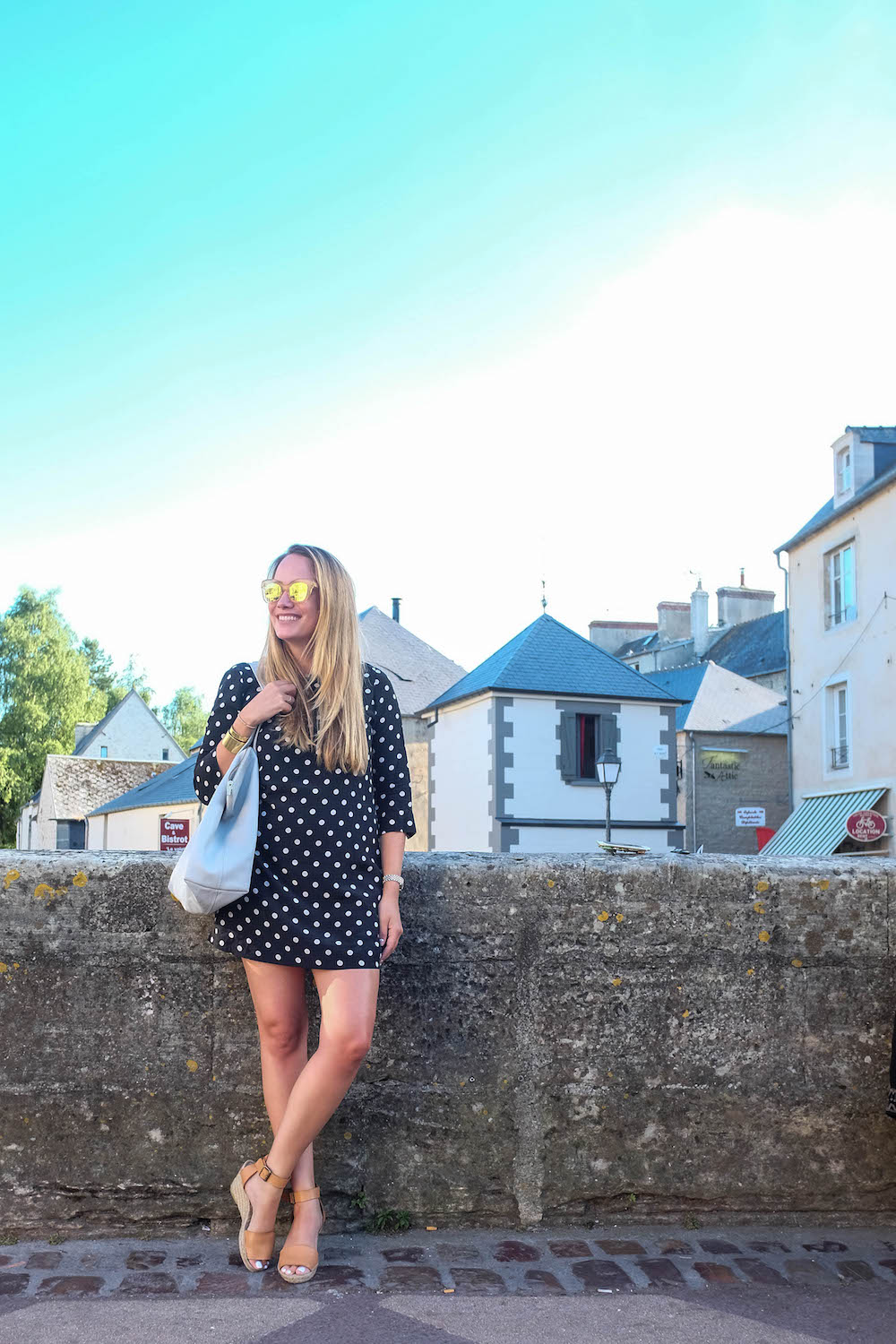 what to wear in france - outfit diary + packing list