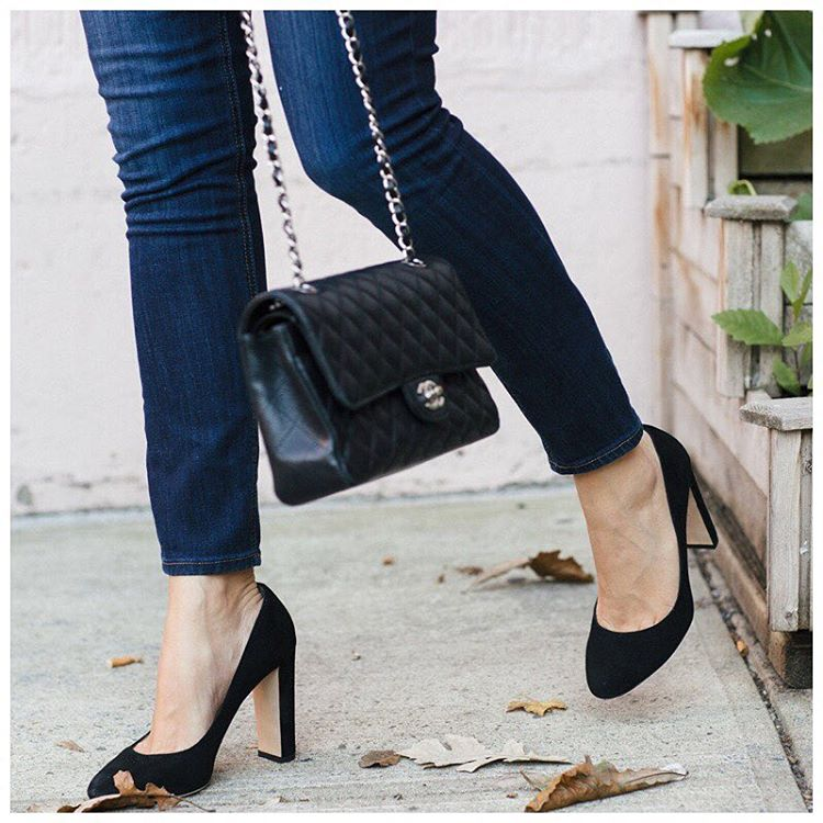 prancing around town in the best pumps ever httpliketkit2ps1b liketoknowithellip