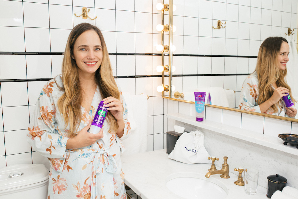 Aussie 3 Minute Miracle Review - Grace Atwood, The Stripe