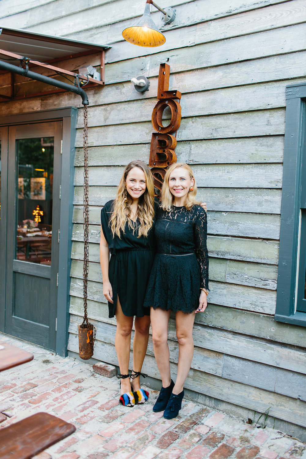 Grace Atwood + Deirdre Zahl Birthday Party - Leon's Oyster Shed; Charleston, South Carolina