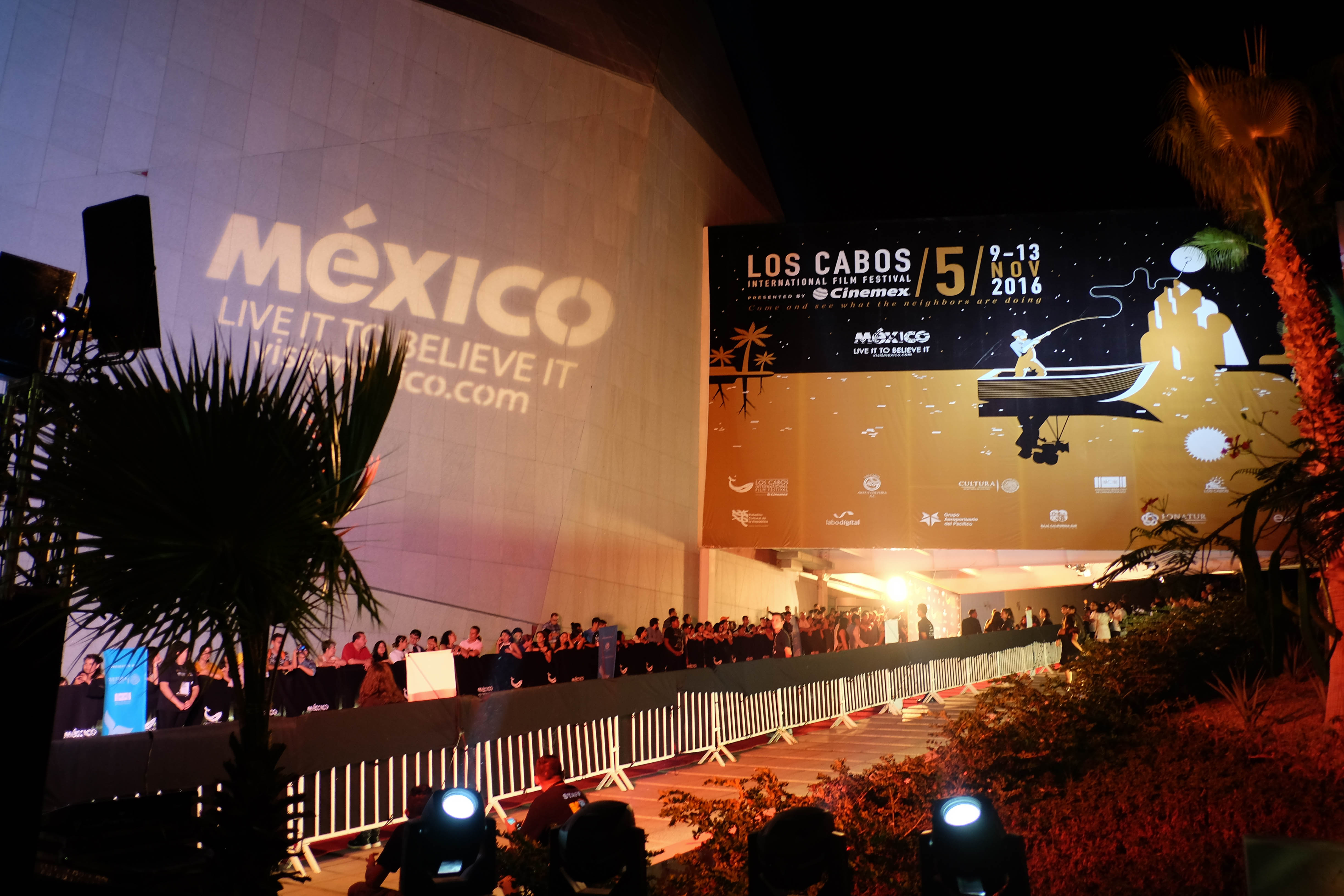 Los Cabos Mexico Travel Diary | Grace Atwood, The Stripe - Red Carpet Area