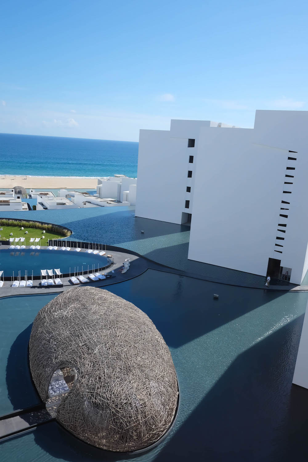 Los Cabos Mexico Travel Diary | Grace Atwood, The Stripe | Mar Adentro Hotel