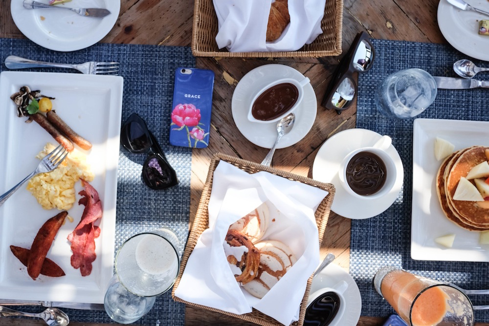 Los Cabos Mexico Travel Diary | Grace Atwood, The Stripe - El Ganzo Hotel in Cabo - Breakfast
