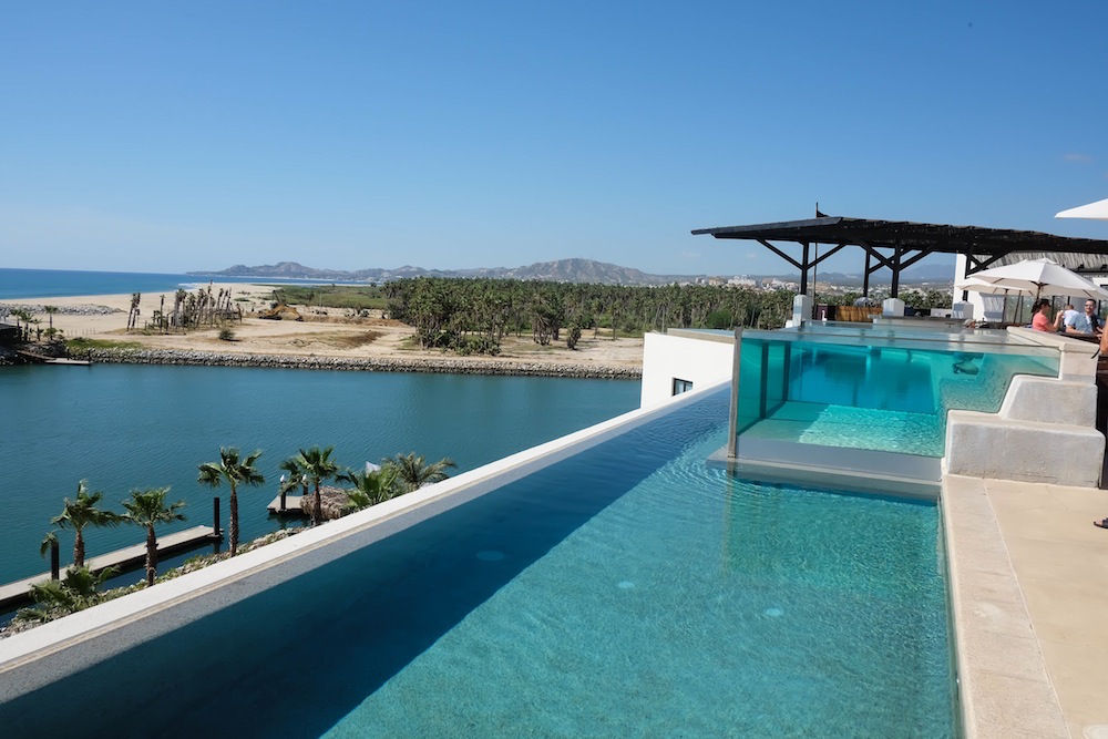 Los Cabos Mexico Travel Diary   Grace Atwood, The Stripe   El Ganzo Hotel Rooftop Views