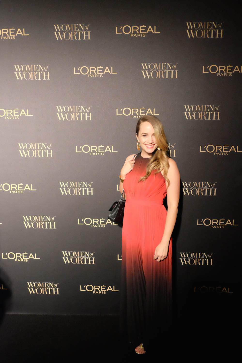L'Oreal Women of Worth Awards 2016 | Grace Atwood, The Stripe