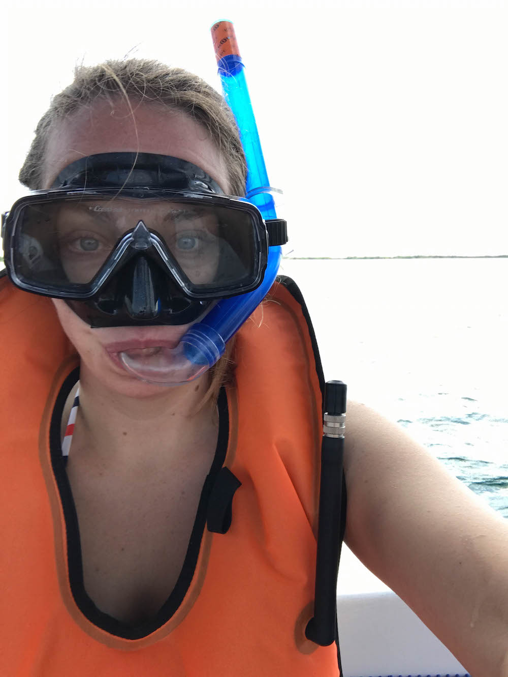 What to Do in Cozumel: Snorkeling, Authentic Mayan Temazcal Experience | Grace Atwood, The Stripe