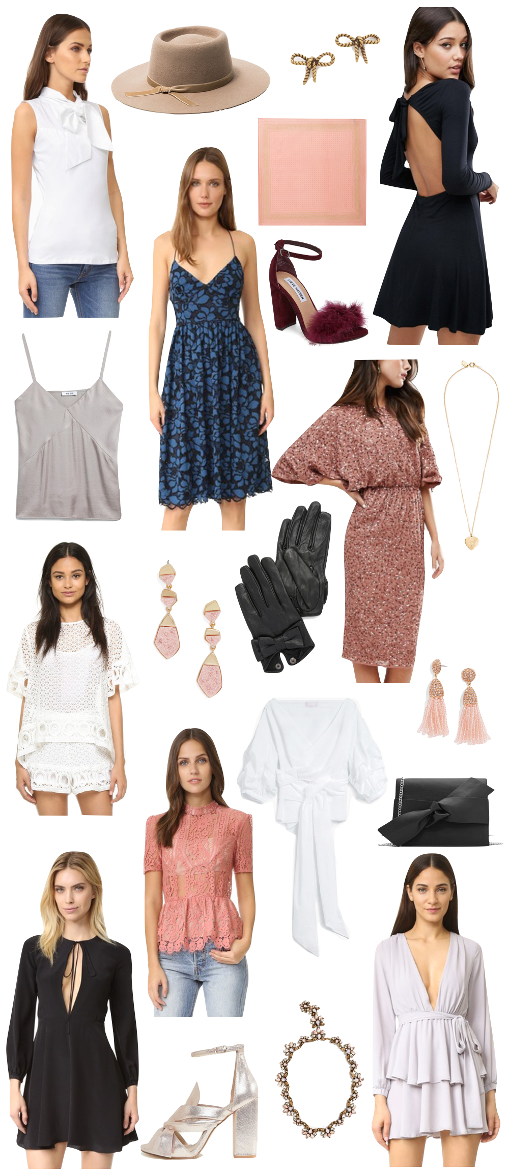 Feminine Style Under $100 - Kelly's Chic | The Stripe Blog