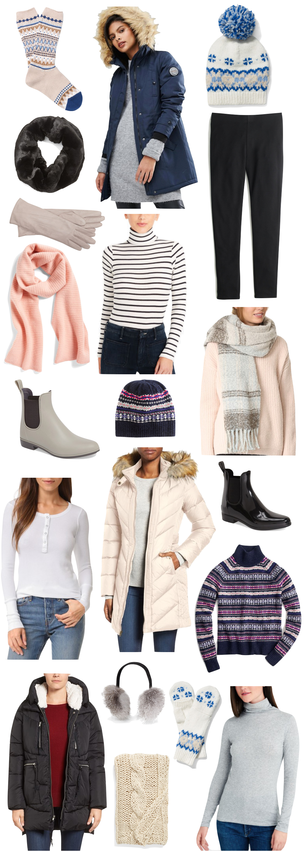 Kelly's Chic Under $100 - Affordable Snow Bunny Gear | The Stripe