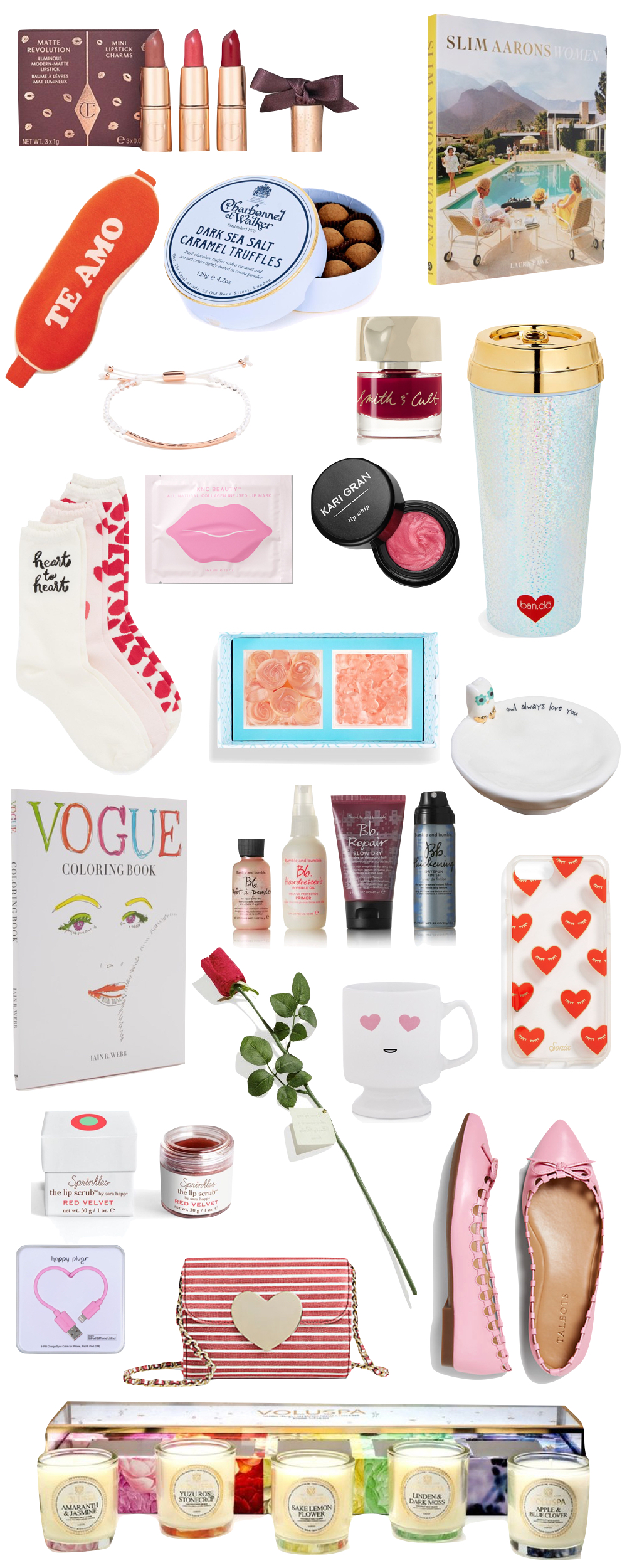 valentine's day gift ideas for her | give these to your besties (or buy 'em for yourself!)