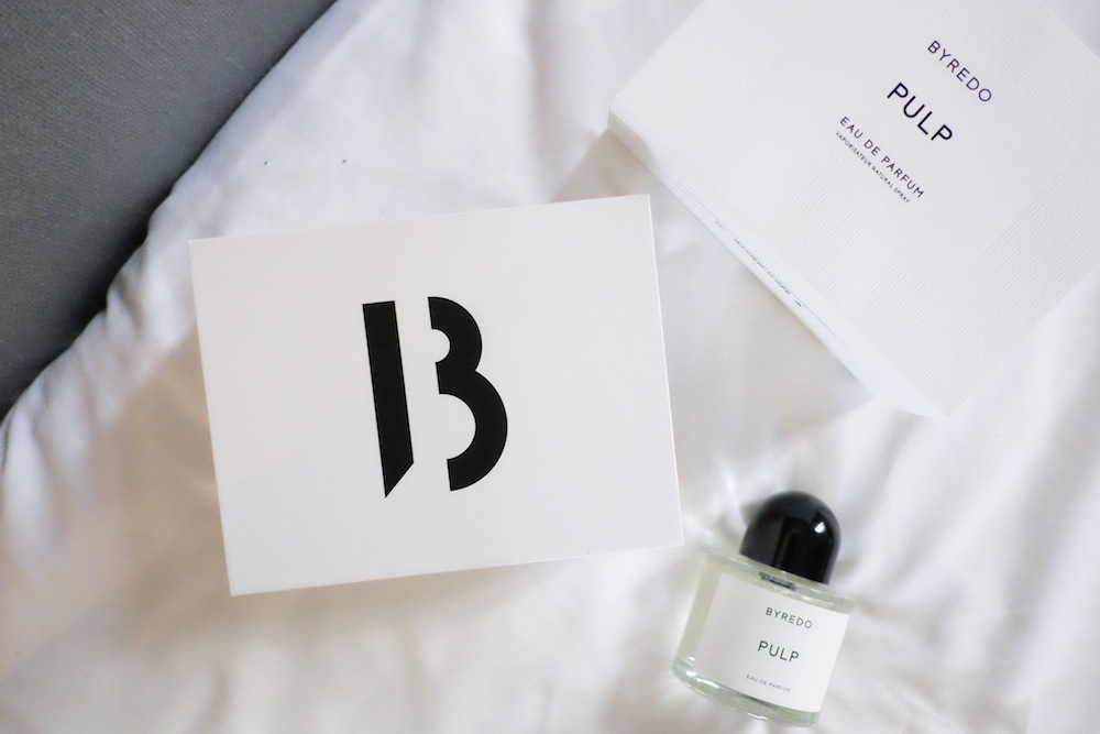 byredo pulp // shopping at colette in paris