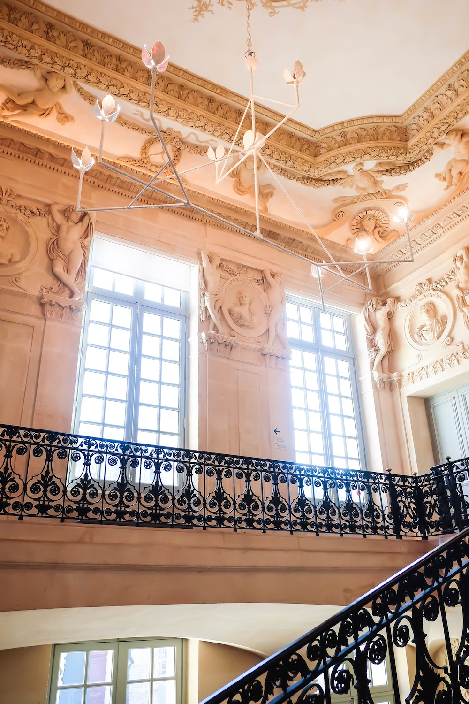 the picasso museum in le marais, paris