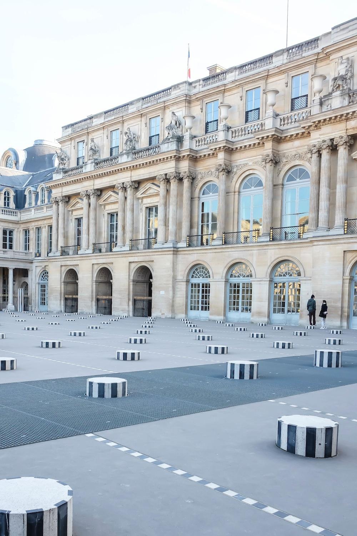 les deux plateaux - paris // 48 hours in Paris, The Stripe