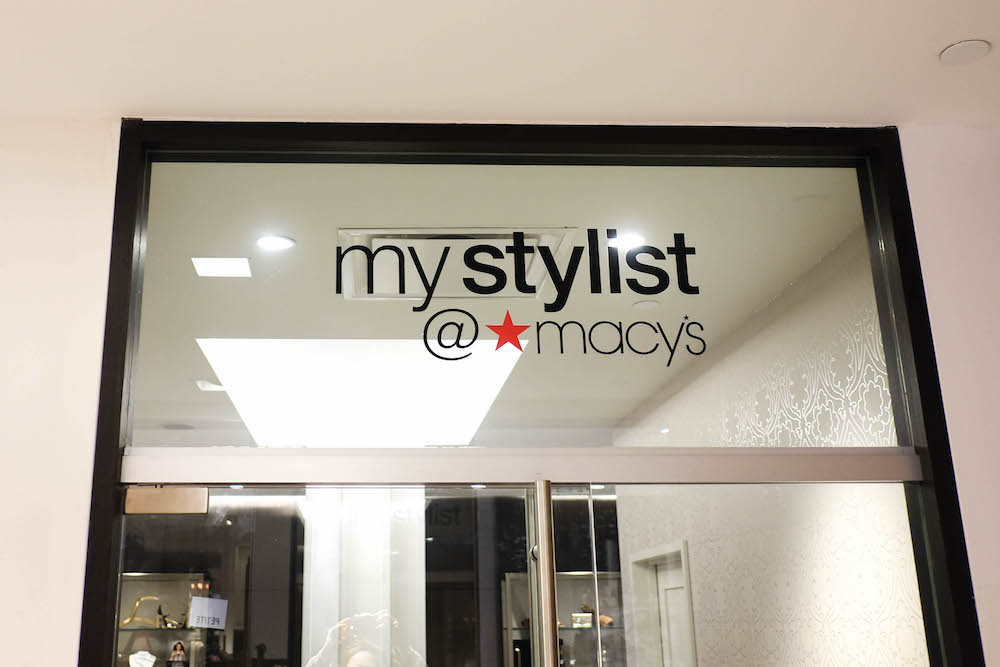 macy's my stylist program | everyday basics - grace atwood, the stripe