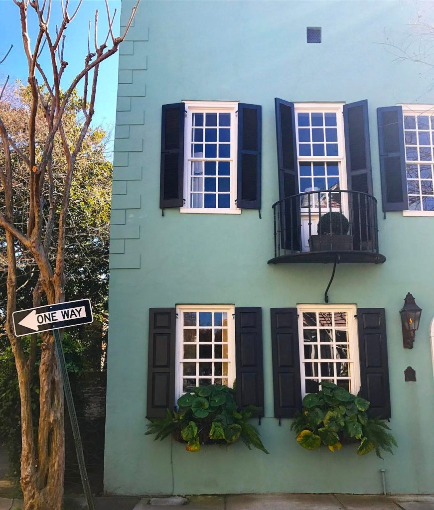 more Charleston charm My favorite windowboxes  inspiration for myhellip