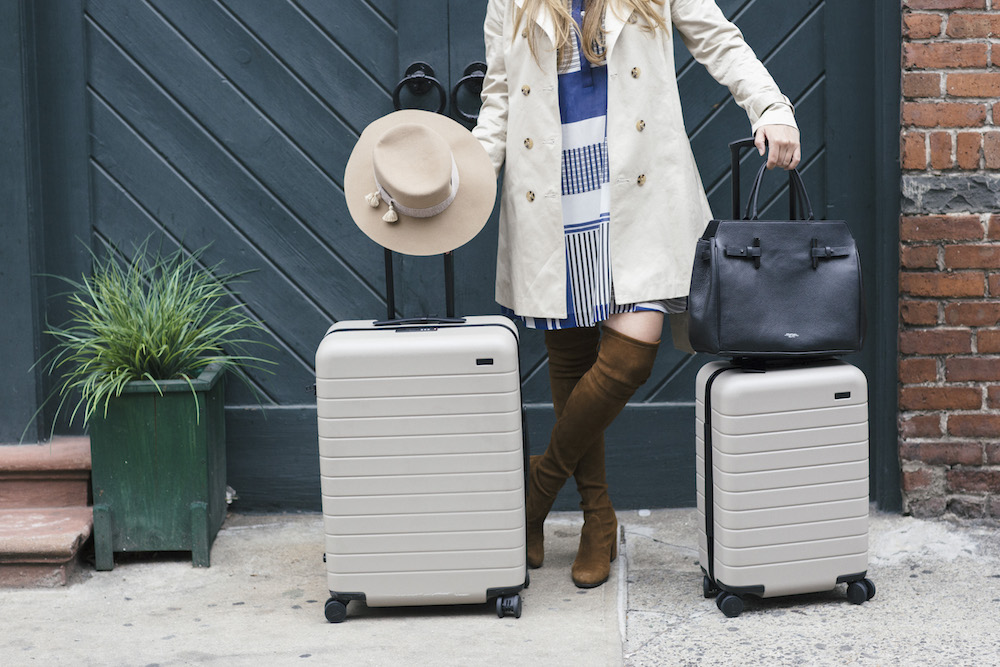 Away Luggage Review | The Stripe