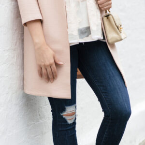 Kelly's Chic Under $100: Millennial Pink.