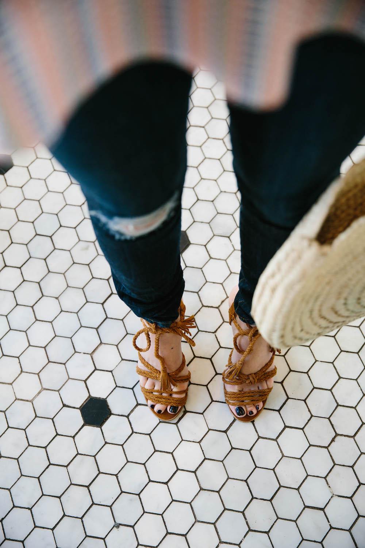 Sandals vs shoes - Best Shoes For Spring 2017 Splurge Vs Save Joie Banji Sandals
