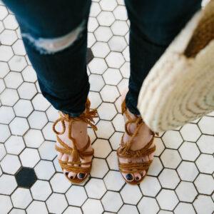 Splurge vs. Save: Spring Shoes.