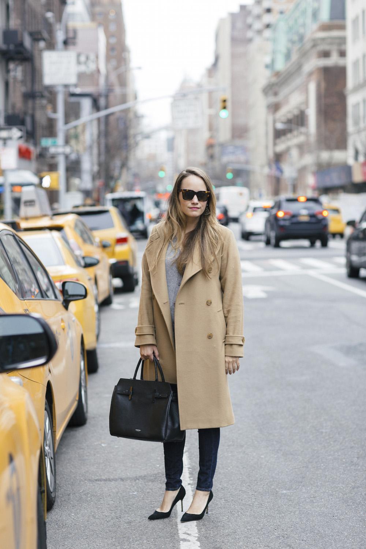 theory saline b cashmere sweater, estemporanea debbi satchel | grace atwood, the stripe