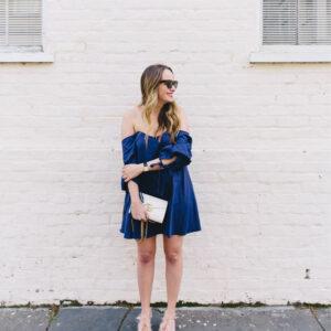 The Best Off-the-Shoulder Dress.