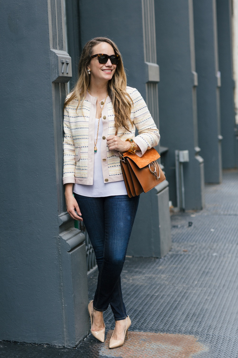 ellie mae jackets | grace atwood, the stripe