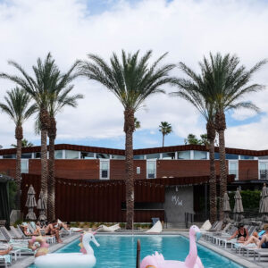 Palm Springs Travel Diary.