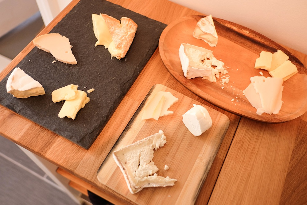 My favorite places to buy cheese are Murray\u0027s Cheeses (in Manhattan) and Bedford Cheese Shop (around the corner from me but there\u0027s one in Gramercy too). & Building the Perfect Cheese Board. - The Stripe