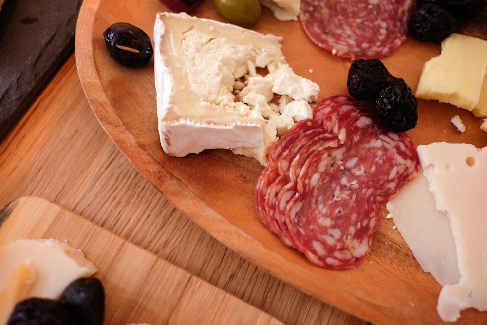 What to pair cheese with
