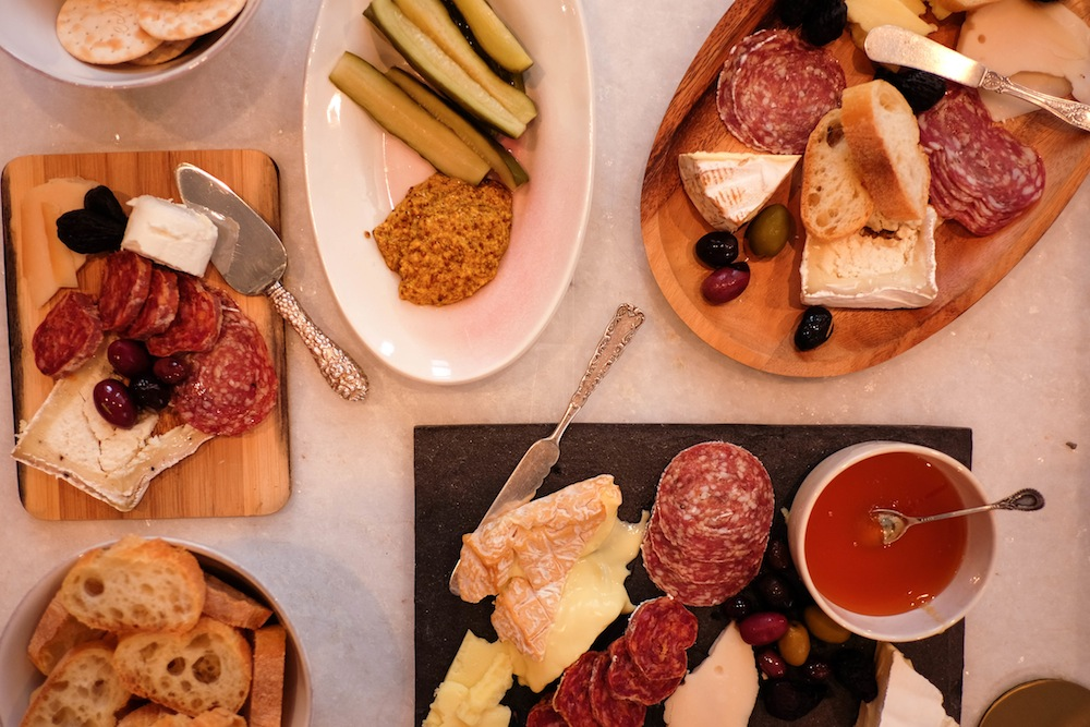 What to include in cheeseboard
