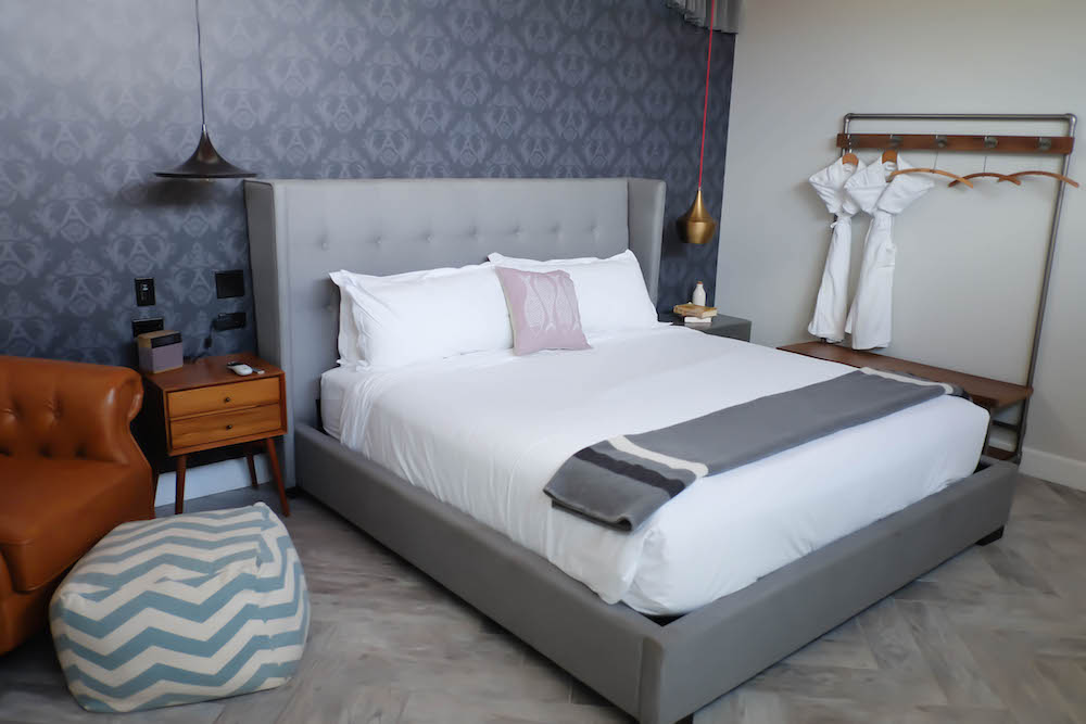 palm springs travel guide - the stripe, the arrive hotel