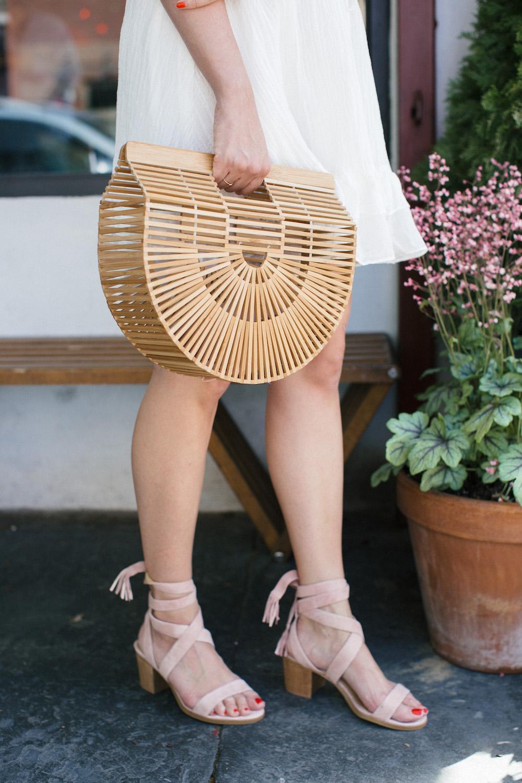 stevie may fantasy mini dress, cult gaia large gaia's ark bag   the stripe