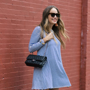 The Best Striped Dress.