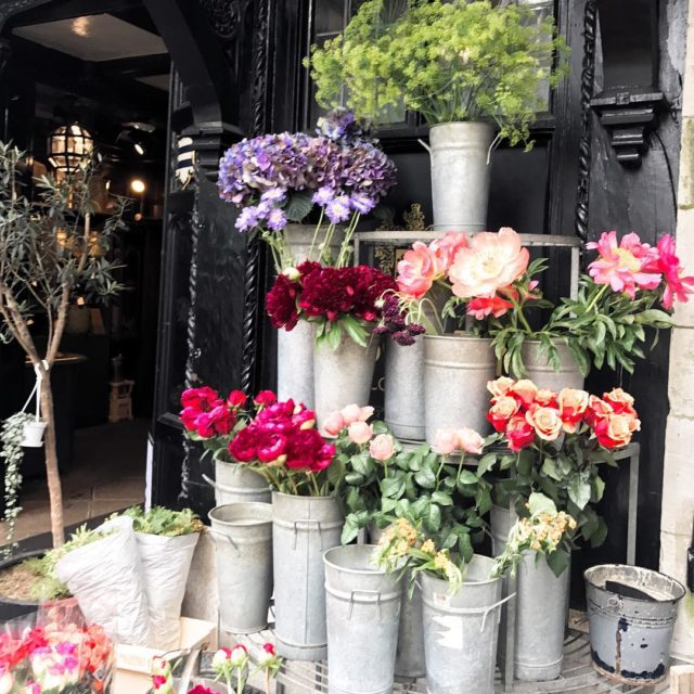 my happy place  libertylondon london stripetravels freshblooms