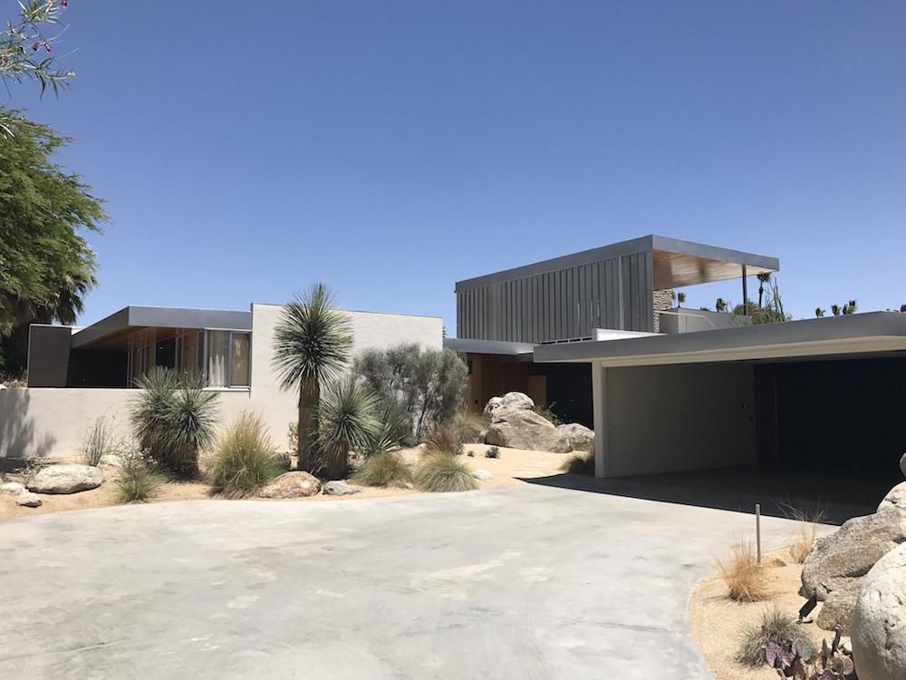 the Kaufmann House | Palm Springs