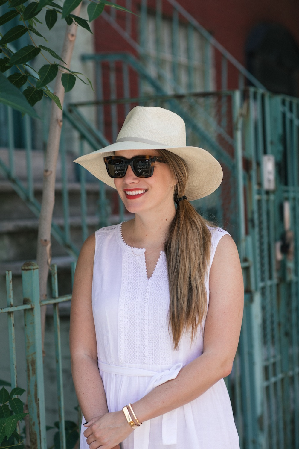 summer white dresses under $100 | the stripe