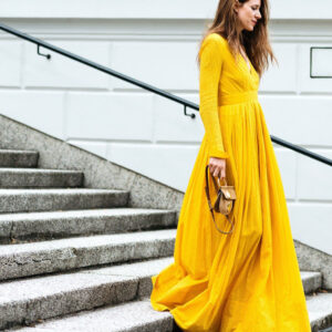 Kelly's Chic Under $100: Mellow Yellow.