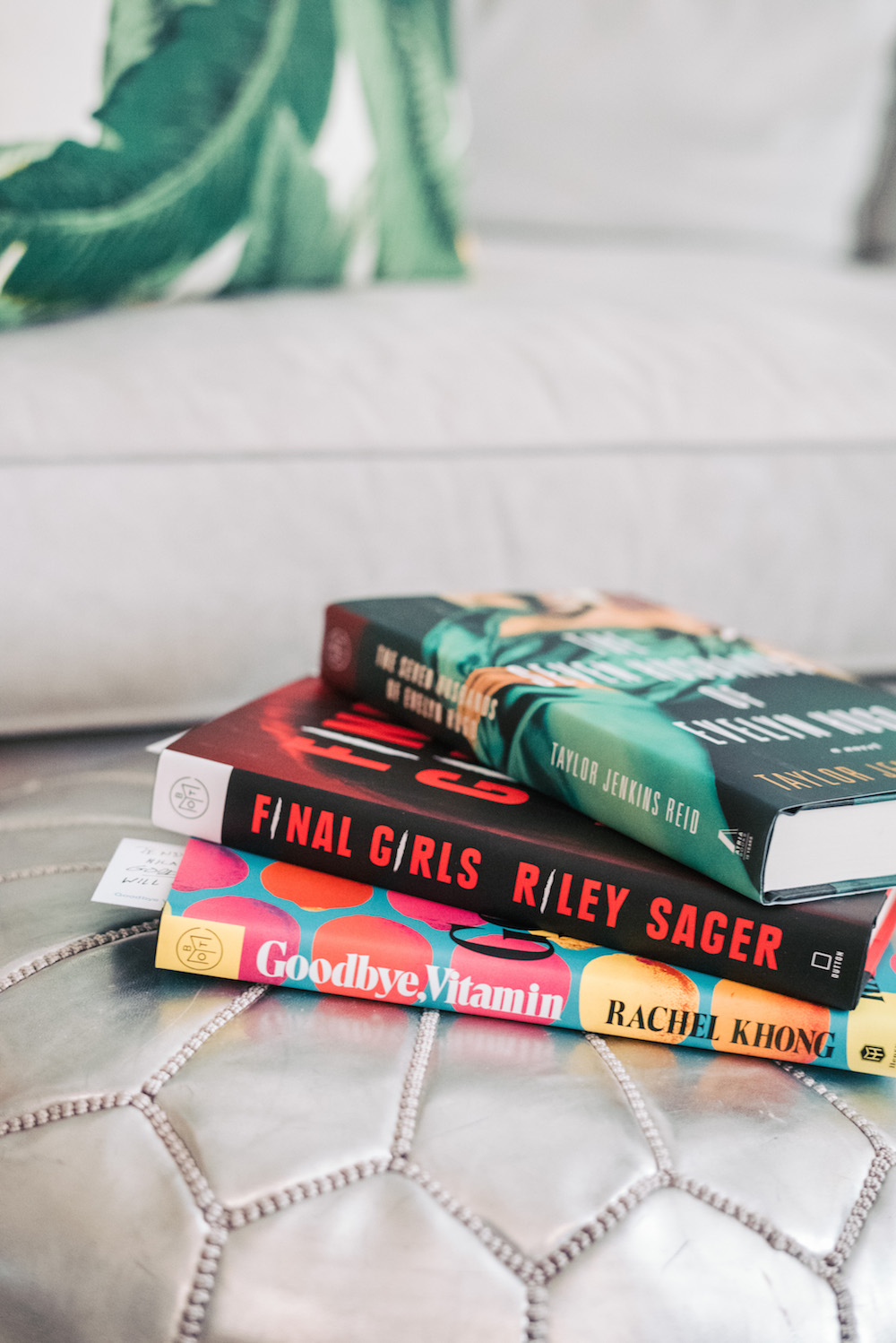 book of the month review | grace atwood, the stripe
