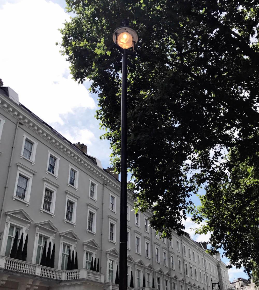 london travel diary - the stripe