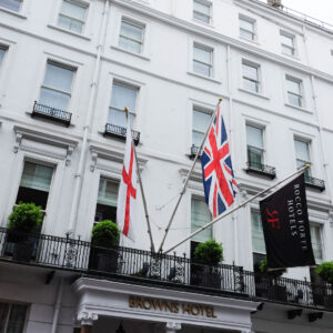 Two New Favorite Hotels in London.